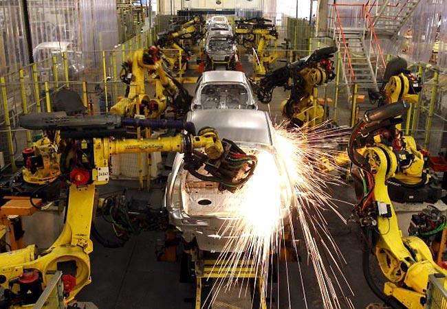 Indústria goiana avança 3,3% e tem o segundo maior crescimento do país