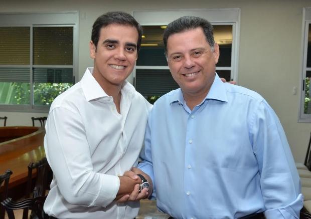 Iram Saraiva Júnior (PT) declarou apoio a Marconi Perillo | Foto: Divulgação