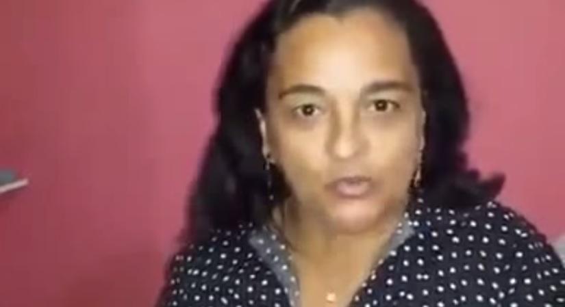 Irmã de Lula pede votos para Aécio; veja vídeo