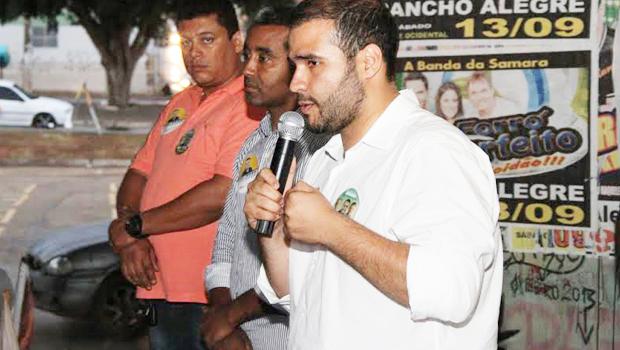 Lucas Vergílio cumpre últimos compromissos políticos no Entorno de Brasília