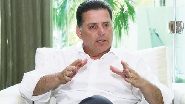 Marconi Perillo, governador de Goiás: às vezes, é preciso lutar contra a pequenez não apenas dos adversários, mas sobretudo dos próprios aliados, que pensam mais em si do que no interesse global da sociedade. Oprocesso de modernização às vezes desagrada companheiros