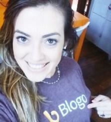 A organizadora Alline Jajah, que trouxe o evento para Goiânia, sublinha que Goiás é, atualmente, uma referência para os outros estados brasileiros em inovação e desenvolvimento de startups   Foto: Arquivo Pessoal