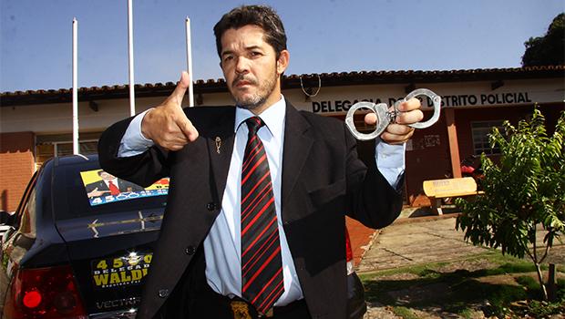 Deputado federal mais bem votado de Goiás, delegado Waldir diz que vai surpreender a sociedade brasileira