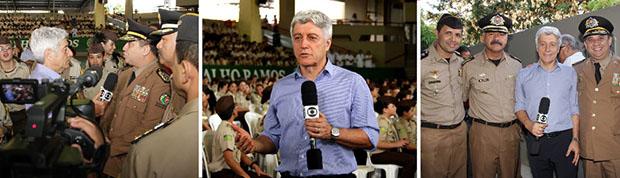 """""""Profissão Repórter"""" sobre colégios militares de Goiás é criticado nas redes sociais"""