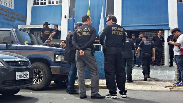 PF cumpre 85 mandados judiciais na sétima fase da Operação Lava Jato