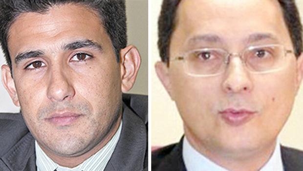 Tiago Andrino (no alto) e Danilo Souza (acima): novos auxiliares de Carlos Amastha no Executivo palmense | Foto: Fotos: Divulgação