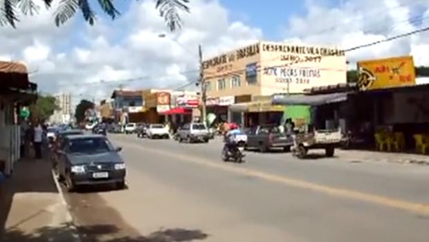 Ladrão usou táxi para roubar sanduicheria dez vezes em Aparecida de Goiânia