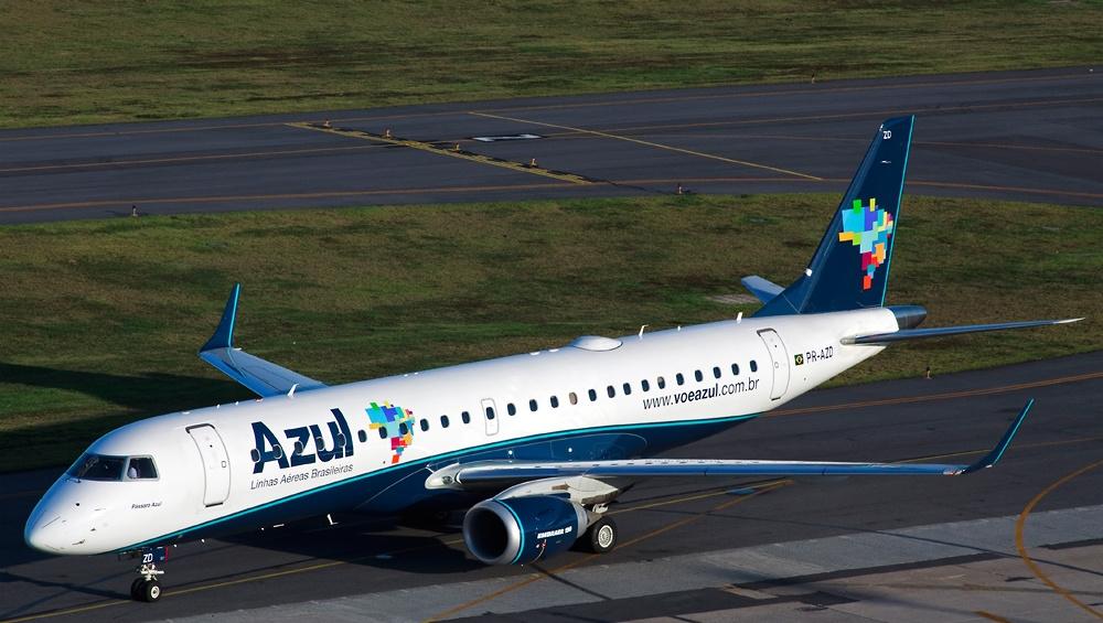 Azul vai operar voos entre Guarulhos (SP) e Caldas Novas