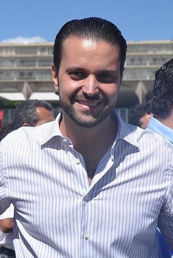 Alexandre Baldy, deputado federal eleito / Foto: Fernando Leite