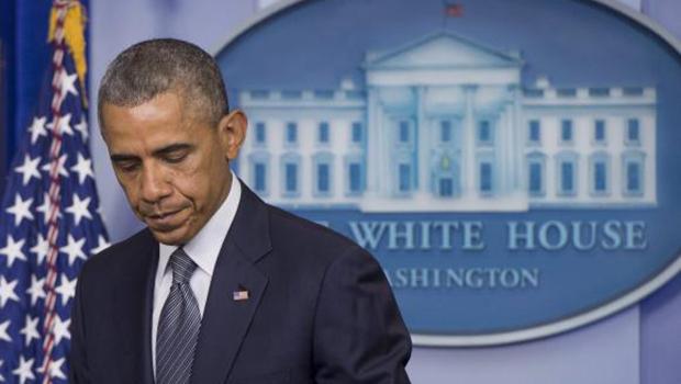 Segundo Barack Obama, o fato de nomear os atentados terroristas não muda nada, nem a essência e muito menos a estratégia do combate ao terror | Foto: Michael Reynolds/EPA/Agência Lusa