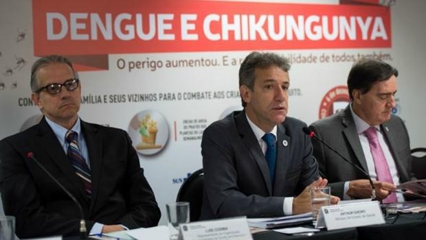 """Ministério da Saúde: Goiânia tem """"índices satisfatórios"""" no combate à Dengue"""