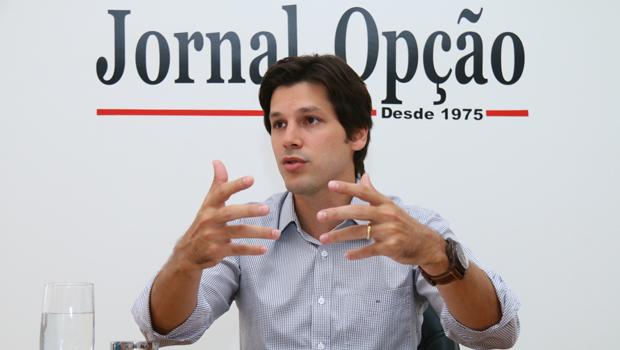 """Daniel Vilela: """"PMDB não precisa se preocupar tanto em punir"""""""