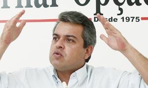 Deputado Ernesto Roller volta ao Poder Legislativo em 2015 | Foto: Fernando leite/Jornal Opção/Arquivo