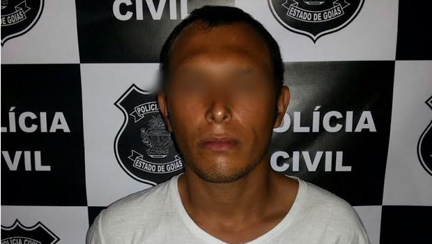 """Segundo a polícia, ele se declara arrependido e praticava os crimes """"tomado por uma vontade incontrolável"""" (Foto: divulgação / WhatsApp / Polícia Civil)"""