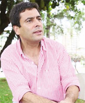 """Professor Emiliano Godoi, sobre a construção e manutenção de parques urbanos: """"Só é possível preservar de verdade aquilo que se ocupa e conhece""""   Fernando Leite/Jornal Opção"""