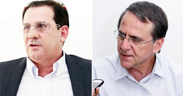 Vanderlan Cardoso não vingou como terceira força, enquanto Antônio Gomide saiu menor do que entrou