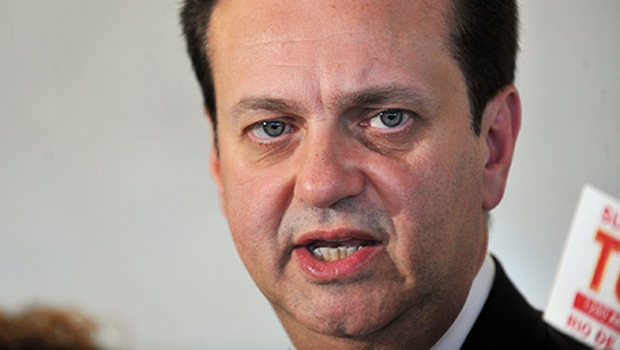 Presidente do PSD, Gilberto Kassab articulou ida de Vilmar Rocha para secrertaria | Foto: Agência Brasil