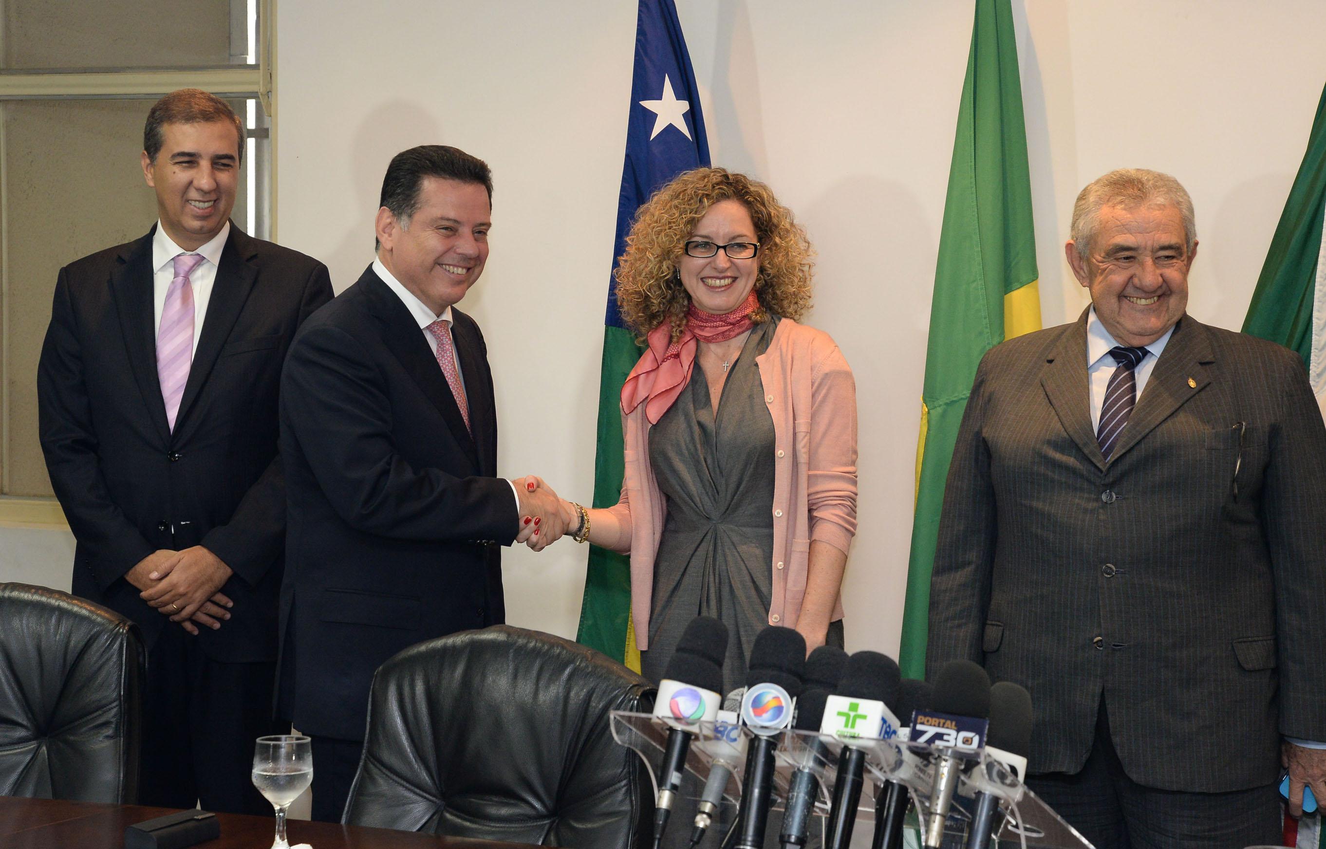 Economista Ana Carla Abrão Costa é a nova secretária da Fazenda