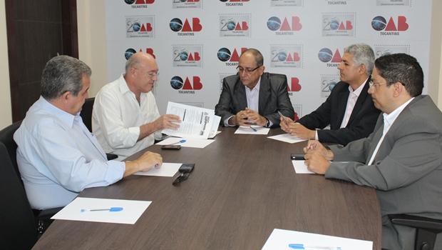 Foto: Assessoria de Comunicação OAB Tocantins