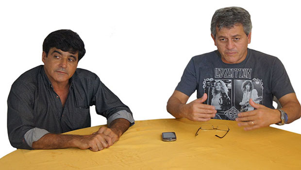 Dois cineastas e um caipira