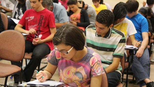 Novos alunos da rede estadual devem efetivar a matrícula em janeiro