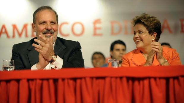 Dilma anuncia Armando Monteiro (PTB) como novo ministro do Desenvolvimento