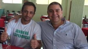 Télio Rodrigues e Marcelo Melo: aliança que começou em 2014 e vai crescer em 2016