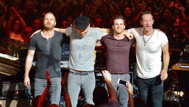 Coldplay anuncia novo álbum e fim da banda