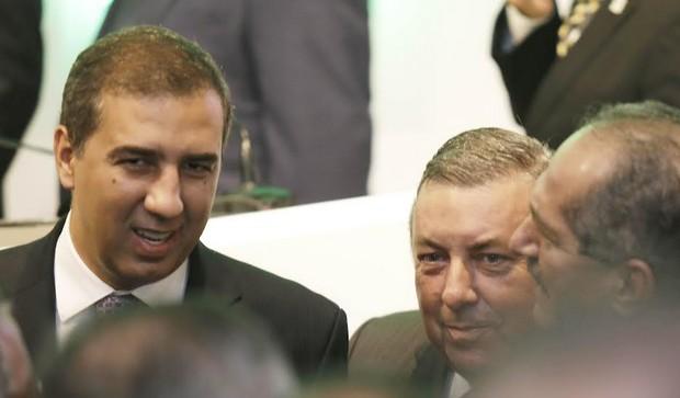 Vice-governador José Eliton prestigia posse de Kátia Abreu na CNA