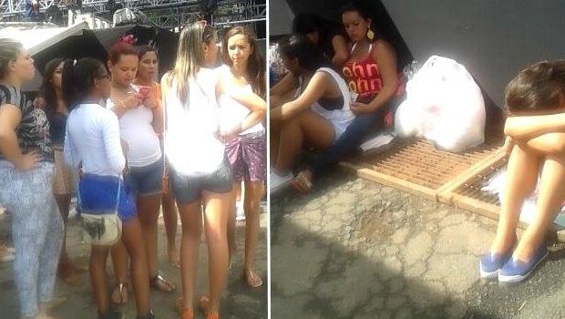 Atração no Réveillon da Praça Cívica, Luan Santana se apresenta hoje. Fãs ansiosos acampam no local