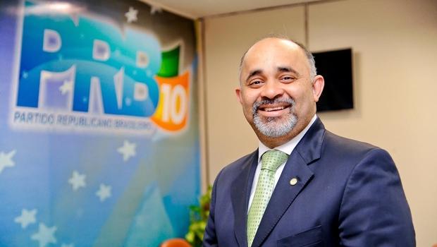 PRB assumirá Esporte. Deputado George Hilton é anunciado novo ministro