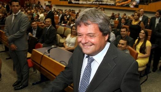 Marconi diz esperar PSDB na disputa pela Prefeitura de Goiânia em 2016