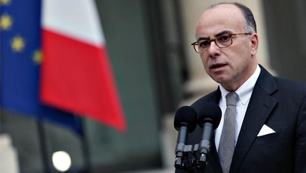 Ministro do Interior francês, Bernard Cazeneuve | Foto: Élysée/ Présidence de la République française
