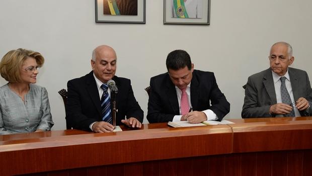 Helio de Sousa e Marconi Perillo devem ser candidatos a deputado federal em 2022