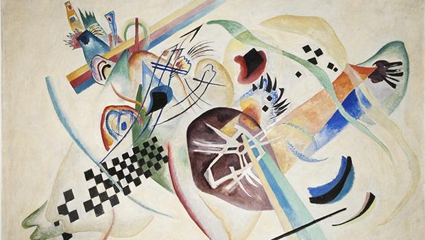 Improviso: Kandinsky começa num ponto