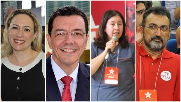 Os desafios do PT para eleger um sucessor em Goiânia