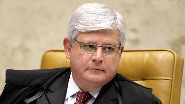 Procurador-geral da República lê no STF conclusões incluídas no parecer elaborado pelo MPF   Foto:  Fellipe Sampaio/ SCO/ STF