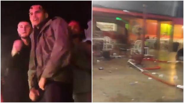 Show do cantor Chris Brown termina em tiroteio na Califórnia. Veja o vídeo