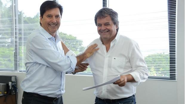 Prefeitura e Governo de Goiás acertam parceria para a construção do Centro de Convenções de Aparecida