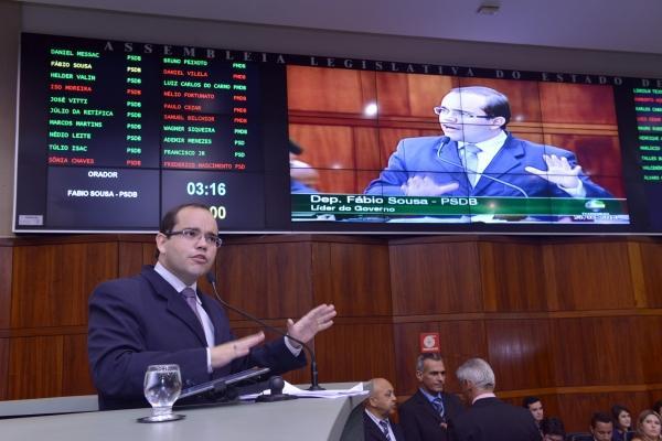 Foto? Assembleia Legislativa/ Carlos Costa