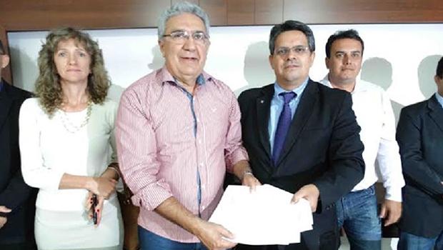 Prefeitura de Gurupi celebra convênio  para ampliação do sistema de esgoto
