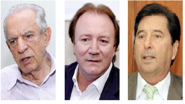 Peemedebistas: força de Iris Rezende advém de que Maguito e Friboi não querem assumir liderança