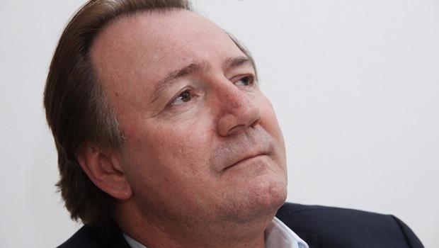 Empresário Júnior Friboi, do PMDB | Foto: Fernando Leite/Jornal Opção