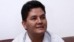 """Heuler Cruvinel: """"Só disputo a eleição se tiver a aprovação da sociedade"""" / Fernando Leite/Jornal Opção"""