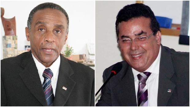 Sebastião Macalé e Enil Henrique de Souza Filho devem disputar mandato-tampão na OAB-GO | Fotos: Fernando Leite e reprodução / Facebook