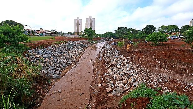Projeto do Macambira-Anicuns só começou a sair do papel em meados de 2011 | Foto: Fernando Leite/Jornal Opção