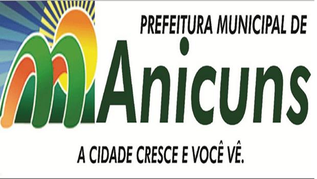 Prefeito de Anicuns é acionado por usar logotipo da prefeitura para autopromoção