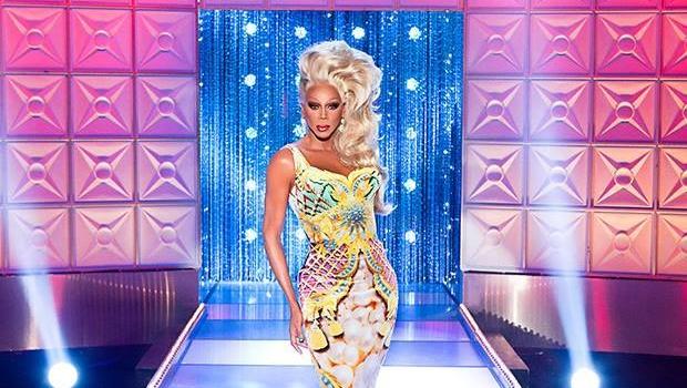 A drag queen RuPaul: apresentadora do RuPaul's Drag Race | Foto: divulgação