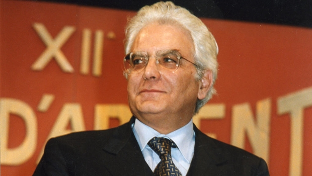 Sergio Mattarella é o novo presidente da Itália   Foto: reprodução Studio Marotta