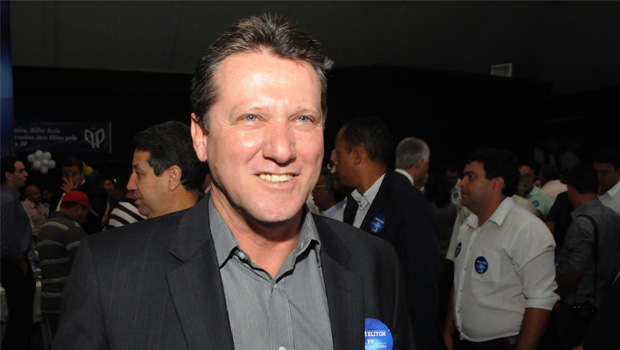 """Giuseppe Vecci tem sido chamado em Brasília de o """"deputado da cultura"""""""